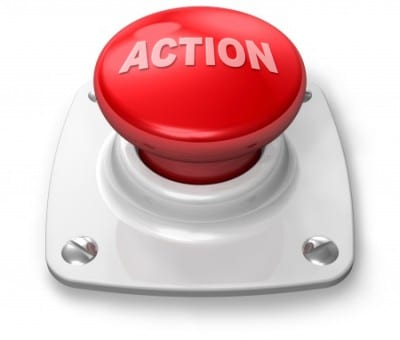 Create a Call to Action to get your sign customers to DO something!
